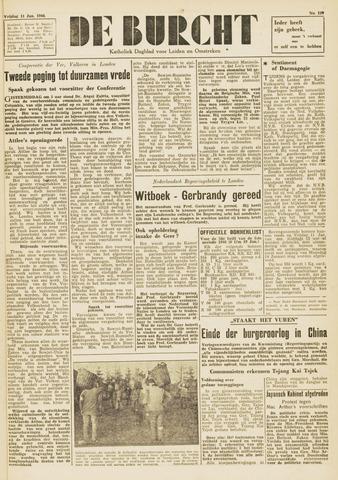 De Burcht 1946-01-11