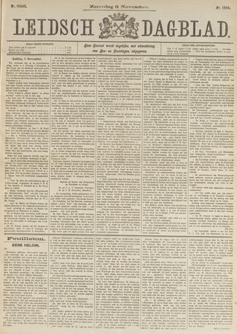 Leidsch Dagblad 1894-11-03