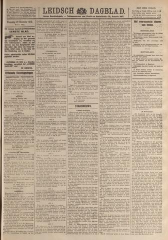 Leidsch Dagblad 1920-12-22