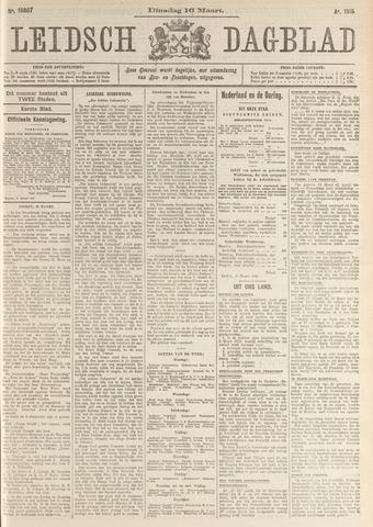 Leidsch Dagblad 1915-03-16