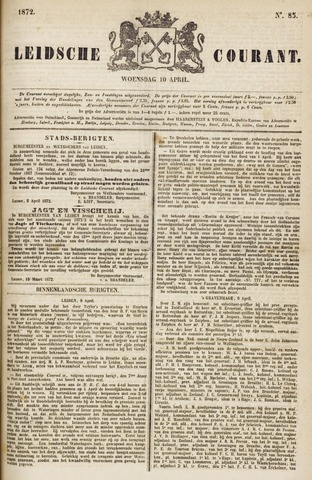 Leydse Courant 1872-04-10