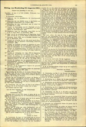 Handelingen van de Raad 1911-08-24