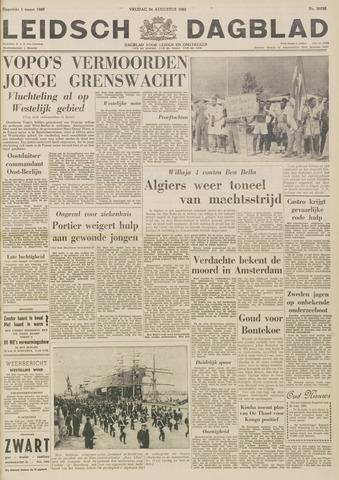 Leidsch Dagblad 1962-08-24