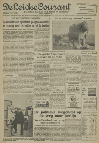 Leidse Courant 1955-04-01