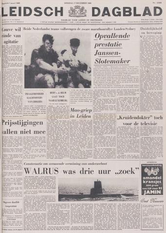 Leidsch Dagblad 1968-12-17