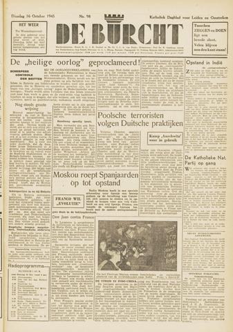 De Burcht 1945-10-16
