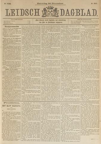Leidsch Dagblad 1893-12-30