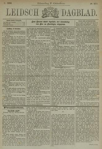 Leidsch Dagblad 1890-10-07