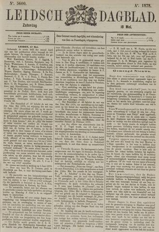 Leidsch Dagblad 1878-05-18