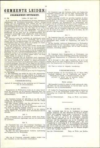 Handelingen van de Raad 1947-04-19