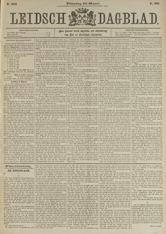 Leidsch Dagblad 1896-03-10