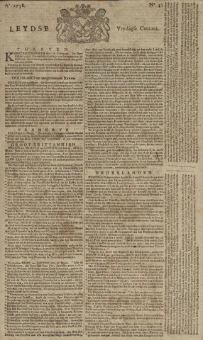 Leydse Courant 1758-04-07