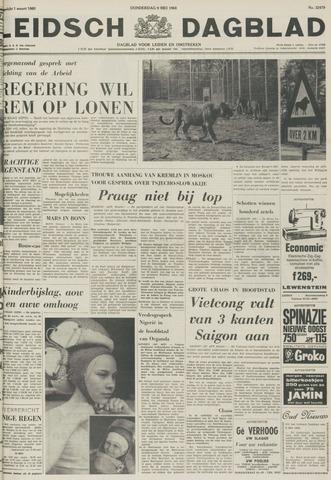 Leidsch Dagblad 1968-05-09