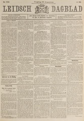 Leidsch Dagblad 1916-08-18