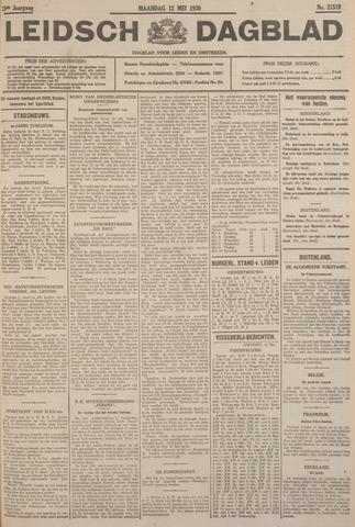 Leidsch Dagblad 1930-05-12