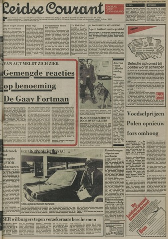 Leidse Courant 1981-08-22