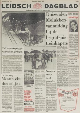 Leidsch Dagblad 1977-06-14