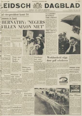 Leidsch Dagblad 1968-08-07