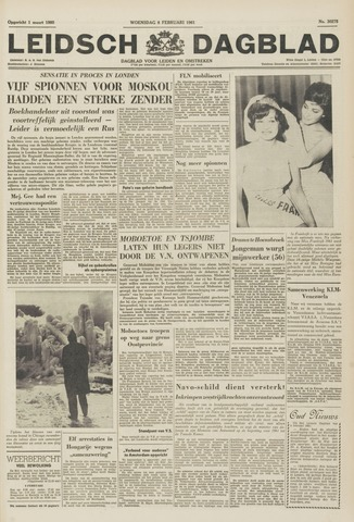 Leidsch Dagblad 1961-02-08