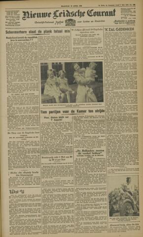 Nieuwe Leidsche Courant 1946-04-29