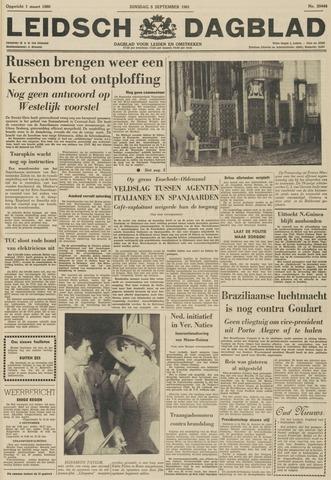 Leidsch Dagblad 1961-09-05