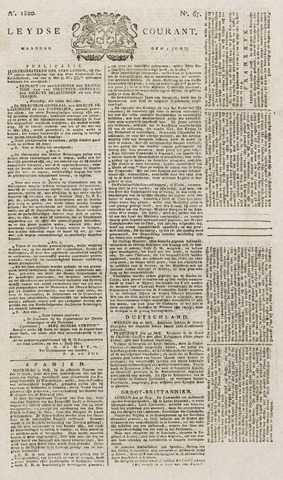 Leydse Courant 1820-06-05