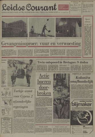 Leidse Courant 1974-08-05