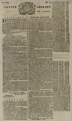 Leydse Courant 1803-09-23