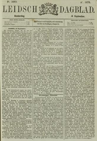 Leidsch Dagblad 1876-09-14