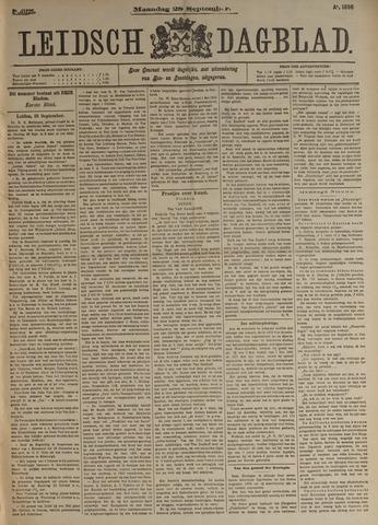 Leidsch Dagblad 1896-09-28