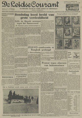Leidse Courant 1955-02-26