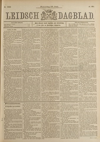 Leidsch Dagblad 1899-07-15