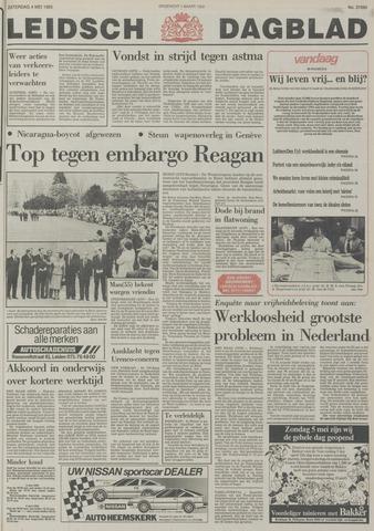 Leidsch Dagblad 1985-05-04