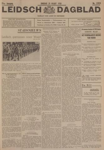 Leidsch Dagblad 1938-03-29