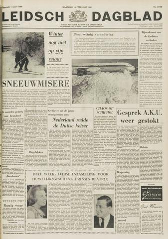 Leidsch Dagblad 1966-02-14
