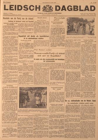 Leidsch Dagblad 1947-06-16