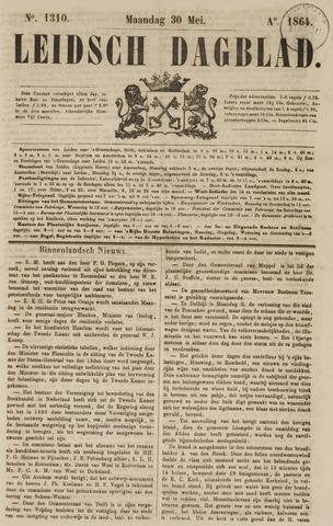 Leidsch Dagblad 1864-05-30