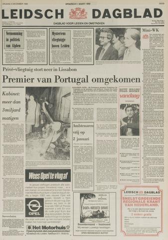 Leidsch Dagblad 1980-12-05