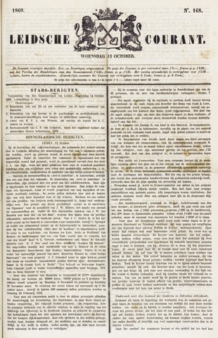 Leydse Courant 1869-10-13