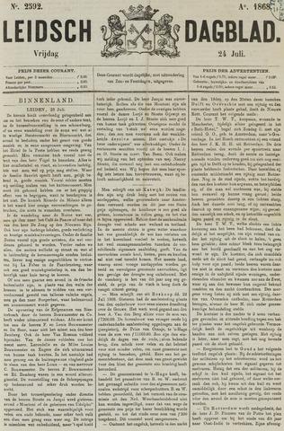 Leidsch Dagblad 1868-07-24