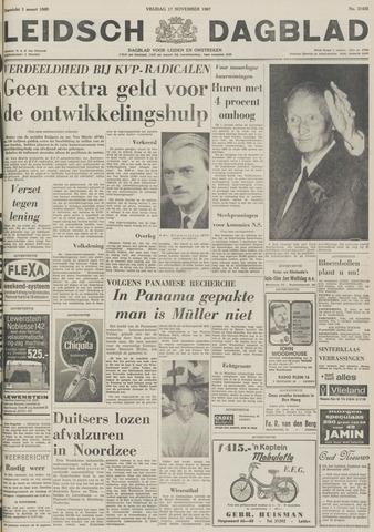 Leidsch Dagblad 1967-11-17
