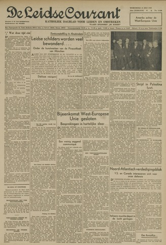 Leidse Courant 1948-07-21