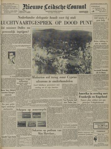 Nieuwe Leidsche Courant 1957-03-30