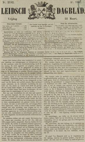 Leidsch Dagblad 1867-03-22