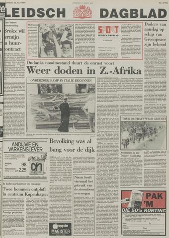 Leidsch Dagblad 1985-07-22