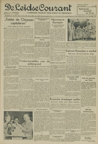 Leidse Courant 1951-05-29