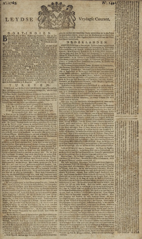 Leydse Courant 1765-12-13