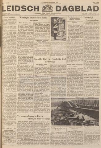 Leidsch Dagblad 1951-04-28