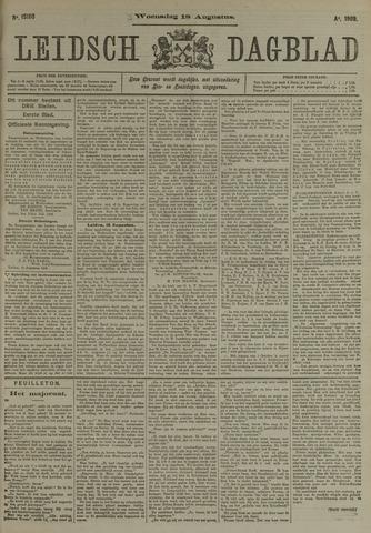 Leidsch Dagblad 1909-08-18