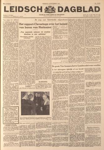 Leidsch Dagblad 1947-12-16